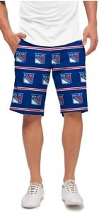 New York Rangers Jersey Stripe StretchTech Men's Short MTO