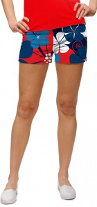 Poppy Fields StretchTech Women's Mini Short MTO