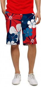 Poppy Fields StretchTech Men's Short MTO