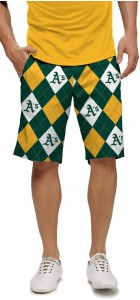 Athletics Argyle StretchTech Men's Short MTO