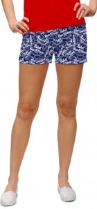 PBR Blue Ribbons Women's Mini Short MTO