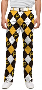 Pirates Argyle Men's Pant MTO