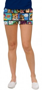 Pssst StretchTech Women's Mini Short MTO