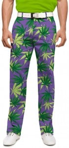 Purple Herb StretchTech Men's Pant MTO