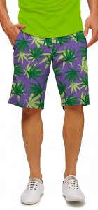 Purple Herb StretchTech Men's Short MTO