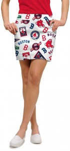 Red Sox Retro StretchTech Women's Skort/Skirt MTO