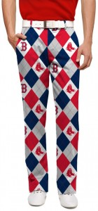 Red Sox Argyle StretchTech Men's Pant MTO