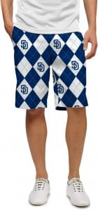 Padres Argyle Men's Short MTO