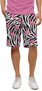 Savage Flamingos StretchTech Men's Short MTO