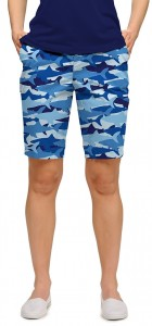 Sharkamo StretchTech Women's Bermuda Short MTO