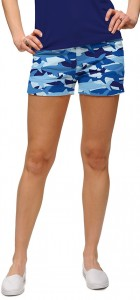 Sharkamo StretchTech Women's Mini Short MTO