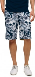 Skull Garden StretchTech Men's Short MTO