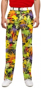 Splatterific StretchTech Men's Pant