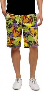 Splatterific StretchTech Men's Short MTO