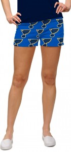 St. Louis Blues StretchTech Women's Mini Short MTO