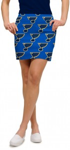 St. Louis Blues StretchTech Women's Skort/Skirt MTO