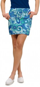 Summer of Love StretchTech Women's Skort