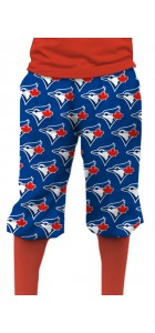 Blue Jays Solid Knickerbockers MTO