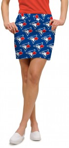 Blue Jays Solid Women's Skort/Skirt MTO
