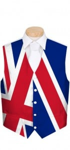 Union Jack Men's Vest MTO