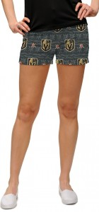 Vegas Golden Knights StretchTech Women's Mini Short MTO