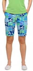Wedding Crashers StretchTech Women's Bermuda Short MTO