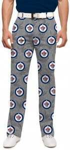 Winnipeg Jets Silver StretchTech Men's Pant