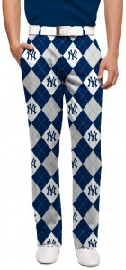 Yankees Pinstripe Navy Men's Pant MTO