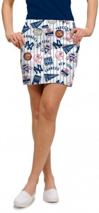 Yankees Retro Women's Skort/Skirt MTO