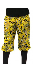 Shagadelic Yellow Knickerbockers