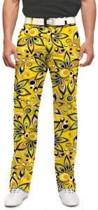Shagadelic Yellow Men's Pant MTO